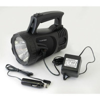 Lloytron D1001BK 1w Led Lightweight Spot Light