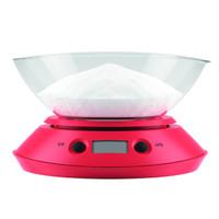 Bodum Bistro Kitchen Scale in Red