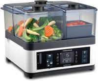 Morphy Richards Intellisteam 48781 Food Steamer