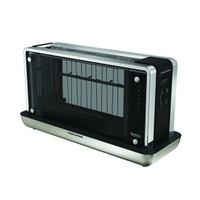 Morphy Richards 228000 Redefine Glass Toaster in Black