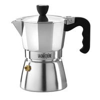 La Cafetiere 3-Cup Classic Espresso Coffee Maker Percolator
