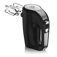 Swan 5 Speed Retro Hand Mixer in Black