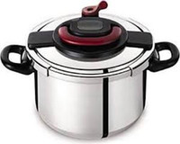Tefal Clipso Minut Easy  9 Litre Pressure Cooker