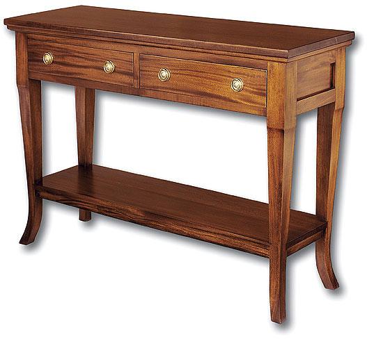 Biedermeier hall table by Laurel Crown