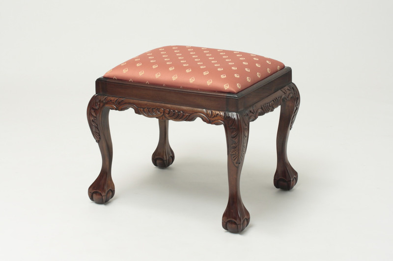 Antique Georgian Footstool