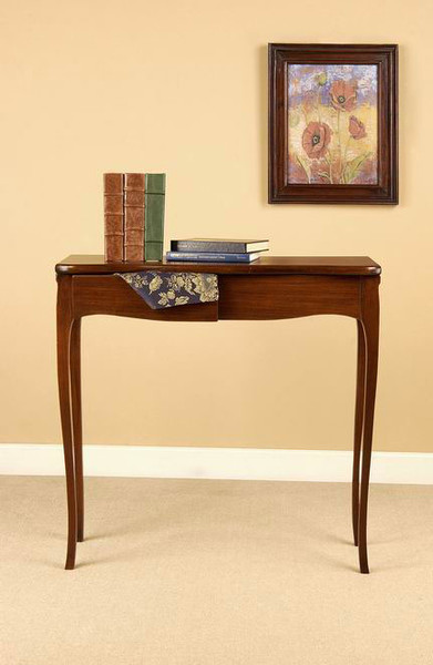 Large Napoleon Two Drawer Side Table