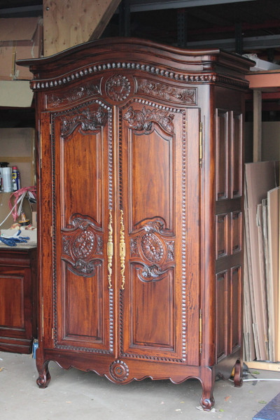 living room armoire furniture laurel crown. Black Bedroom Furniture Sets. Home Design Ideas