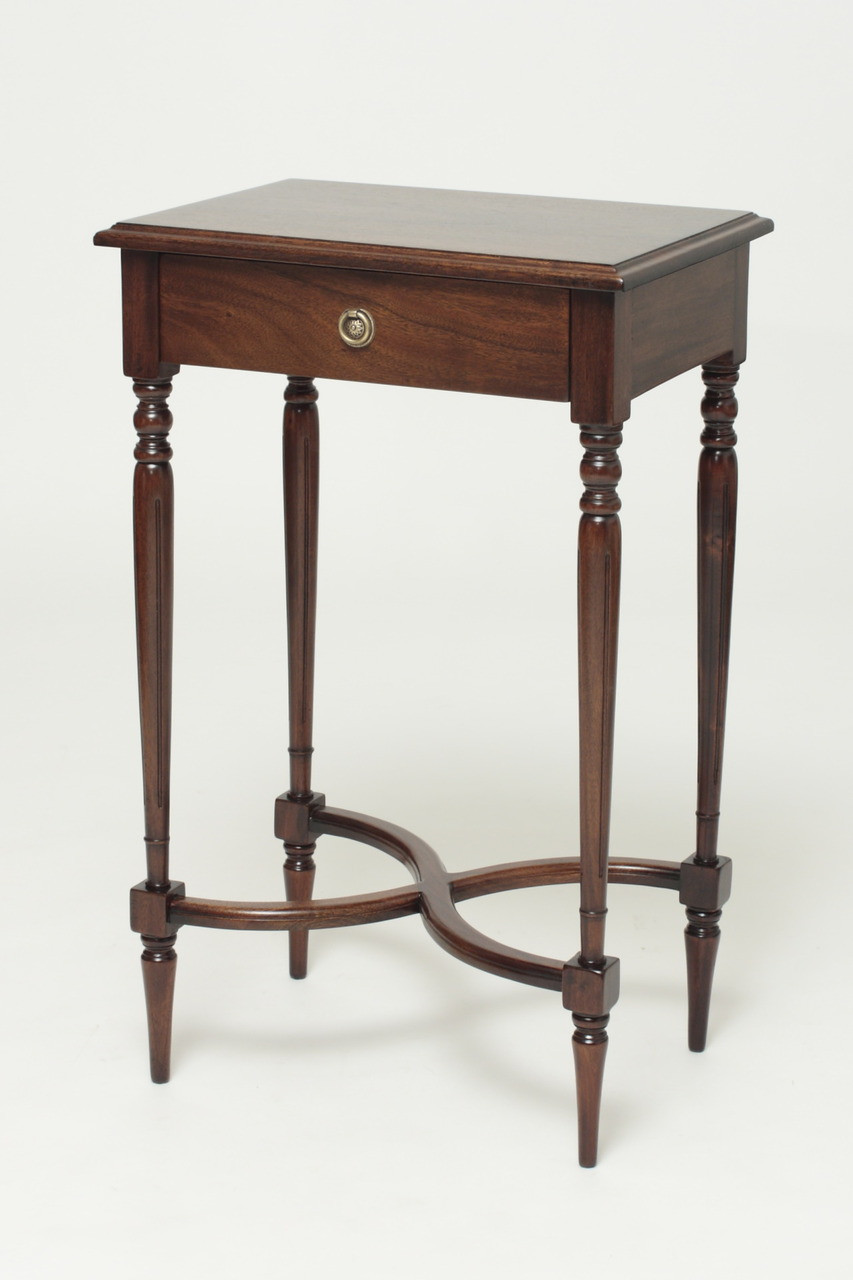 Victorian furniture table - Victorian End Table