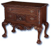 Chippendale Lowboy Dresser in Mahogany