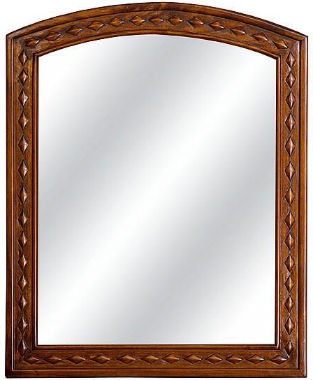 Mahogany Range Mirror