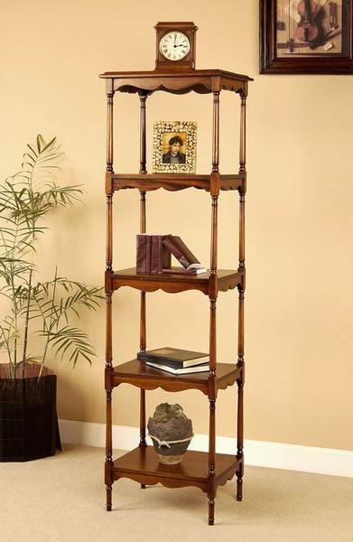 Victorian Open Display Rack