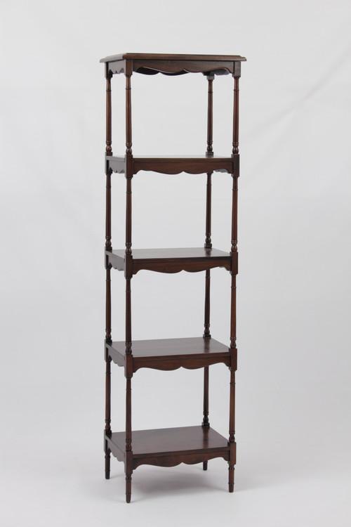 ... Victorian Open Display Rack. Victorian Standing Shelves