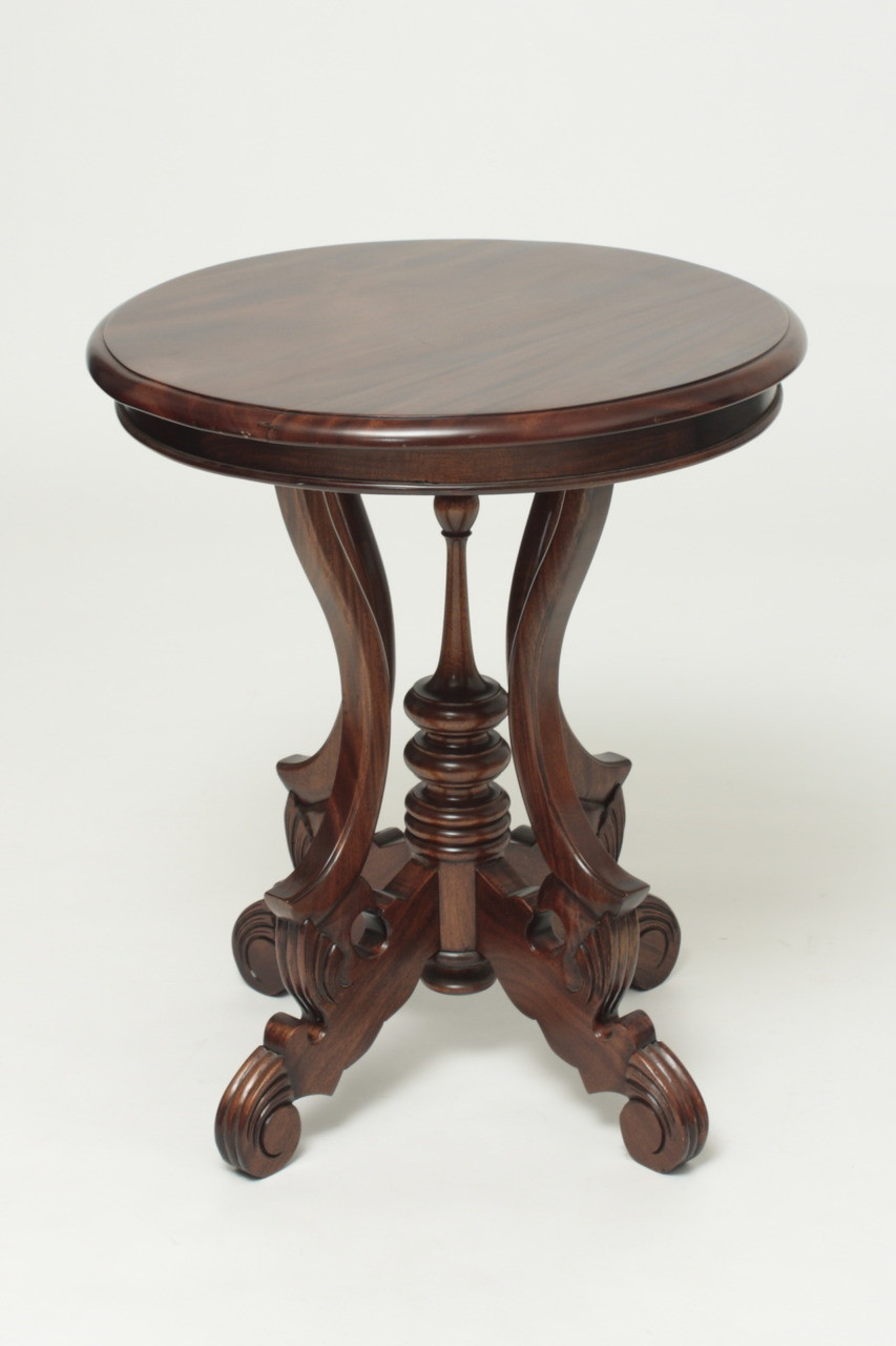 Fabulous Victorian Side Table | Laurel Crown HU15