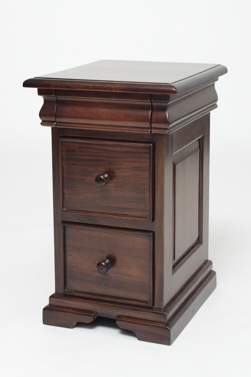 Slim Bedside Tables: Narrow Bedside Table