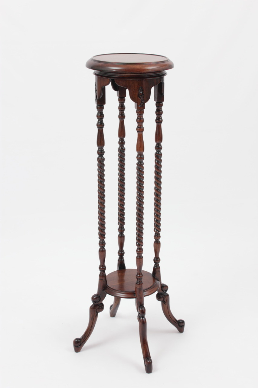 Decorative Victorian Plant Stands Laurel Crown