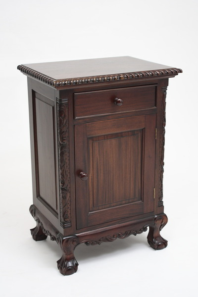 Chippendale Nightstand