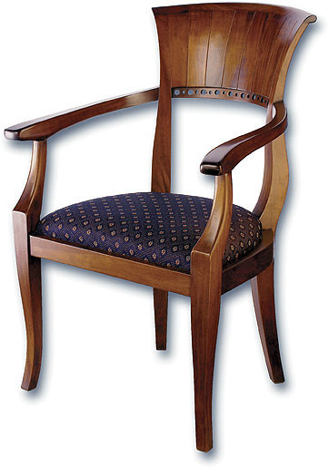 Charmant Biedermeier Armchair