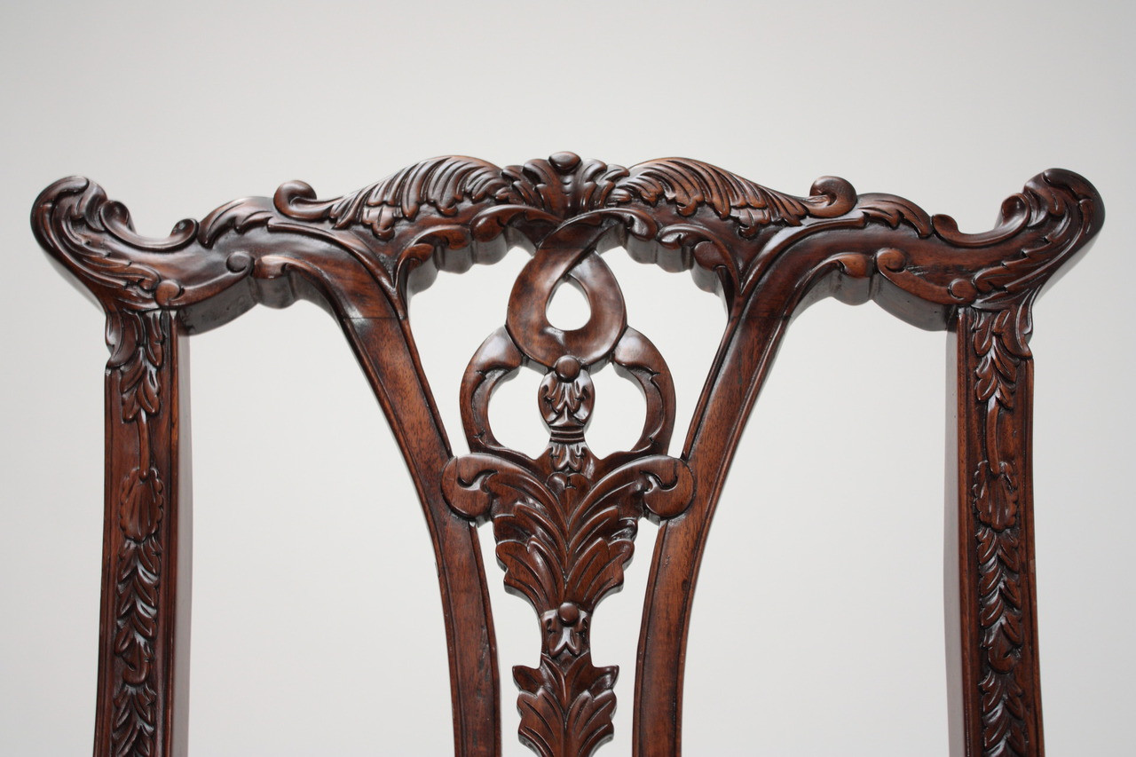 chippendale side chair. Image 4 Chippendale Side Chair
