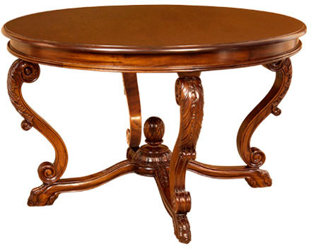 Animal Paw Round Table