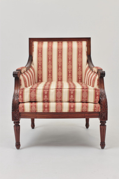 Louis XVI Bergere Armchair