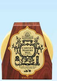 Goddard's Cabinet Makers Wax Paste (Formally Furniture Polish Wax Paste) - 12 Pack