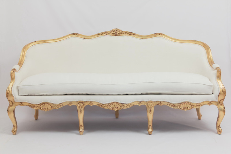 Custom-Made Couches and Loveseats
