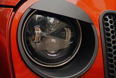 Jeep Wrangler LED