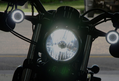 Motorcycle LED Kits