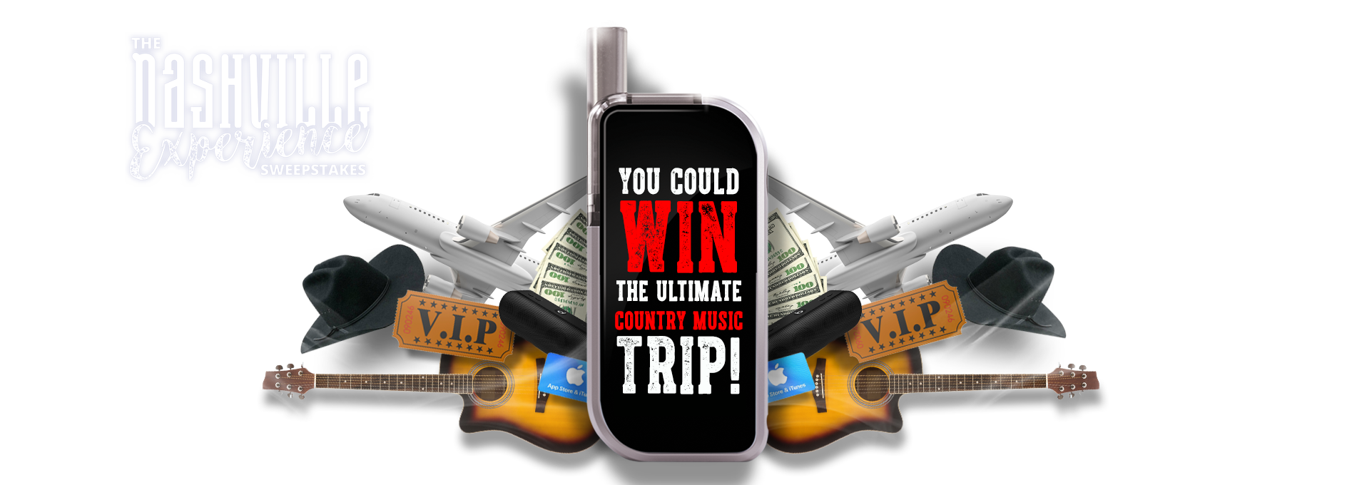 You could win a trip!