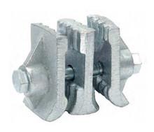 Zinc Plated Ductile Iron Splice