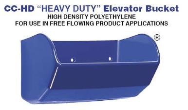 Tapco CC-HD Polyethylene Elevator Bucket