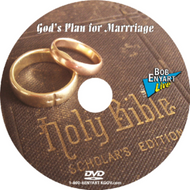 God's Plan for Marriage - Blu-ray, DVD or Video Download