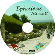 Ephesians Vol. II MP3-CD or MP3 Download