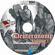 Deuteronomy Vol. I MP3-CD or MP3 Download
