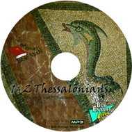 1 & 2 Thessalonians MP3-CD or MP3 Download
