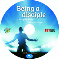Being a Disciple - Blu-ray, DVD or MP3-CD