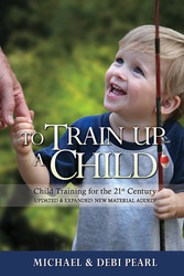 To Train Up A Child/Tyrant Dad Book/MP3 Combo