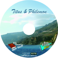 Titus and Philemon MP3-CD or MP3 Download