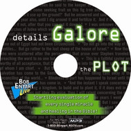 The Plot: Details Galore MP3-CD or MP3 Download