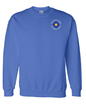40th Infantry Division Embroidered Sweatshirt  (C)