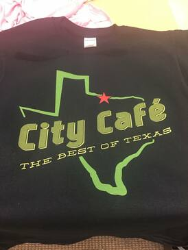 City Cafe Cotton Shirt