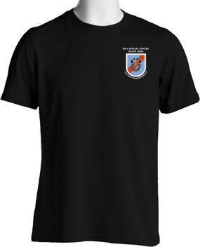 20th Special Forces Group Cotton Shirt