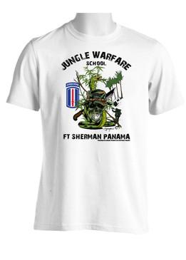 193rd Infantry Brigade (Airborne)  Moisture Wick Shirt