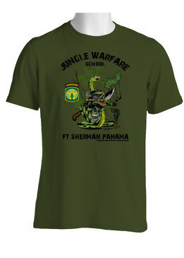 16th Military Police Brigade Jungle Master Cotton T-Shirt