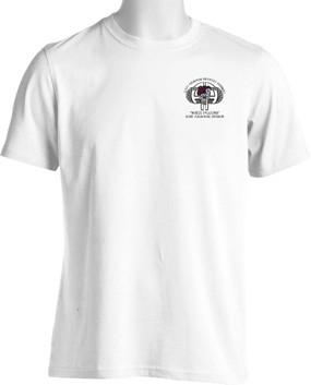 2/325 White Falcons Punisher Moisture Wick Shirt