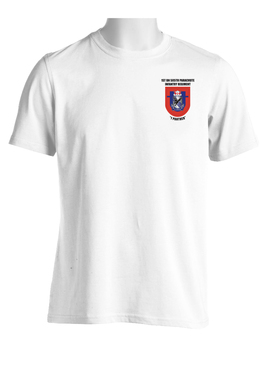 "1/505th  ""1 Panther""  ""Crest & Flash"" Moisture Wick Shirt"