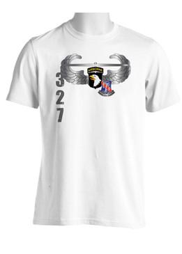 101st w/ 327th Infantry Regiment Crest Moisture Wick