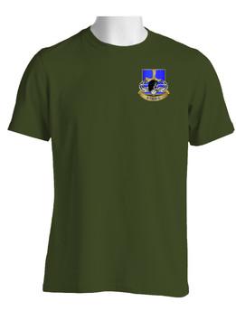 "502nd Parachute Infantry Regiment ""Skull & Beret"" (Pocket) Cotton Shirt"