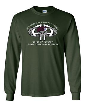 1-325th Long-Sleeve Cotton Shirt (FF)