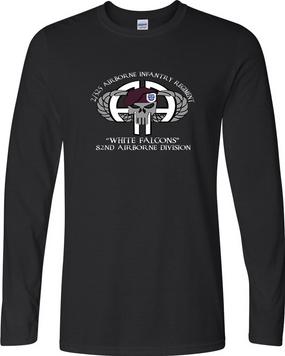 2-325th Long-Sleeve Cotton Shirt (FF)